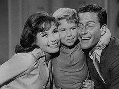The Dick Van Dyke Show E4 Washington vs  The Bunny 1961 +