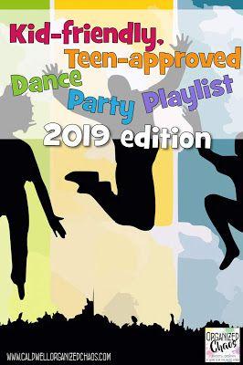 Dance Playlist 2019 | kid's party ideas | Dance playlist, Dance