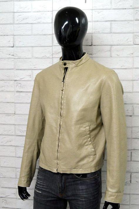 pretty nice 5f67c 00a43 Giubbino ARMANI JEANS Uomo Taglia Size 52 Jacket Man ...