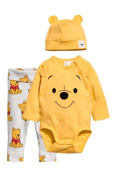 Disney Winnie lourson Conjunto Beb/é-para Ni/ños