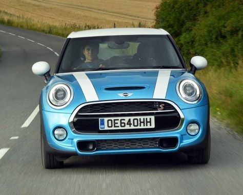 Mini Cooper Sd 5 Porte.Pin Na Doske Motorage Magazine