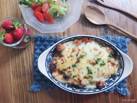 チキン ドリア レシピ