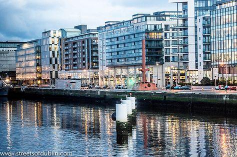 Sir John Rogerson's Quay - Dublin Docklands