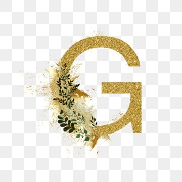 Golden Alphabet Set Letter G Word Art Letter Creative Png And Vector With Transparent Background For Free Download In 2021 Lettering Alphabet Word Art Background Banner