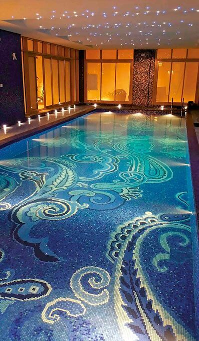 Swimming Pool Mosaic Pool Pool Tile Designs Swimming Pool Tiles