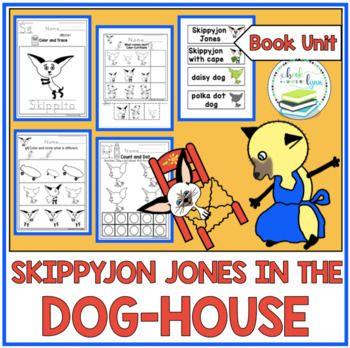 Skippyjon Jones In The Dog House Book Unit The Unit Daisy Dog