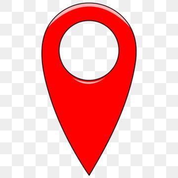 Icone De Marcador De Localizacao De Mapa Em Vermelho Clipart Vermelho Localizacao Locais Imagem Png E Vetor Para Download Gratuito Marker Icon Location Icon Map Icons