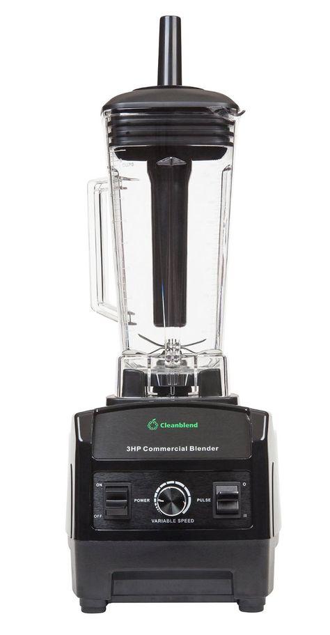 Cleanblend Commercial Blender has a