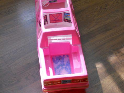Barbie Limo With Hot Tub Barbie Toys Barbie Barbie Car