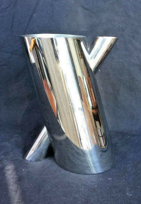 run shoes a few days away good out x Details about MARIO BOTTA 2002 Tronco Flower Vase for ALESSI ...