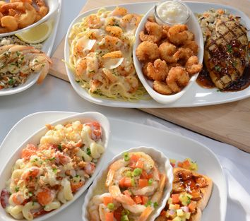 Red Lobster Seafood Restaurants Recipes And Live Lobster Delivery Restaurant Recipes Seafood Restaurant Dinner Menu