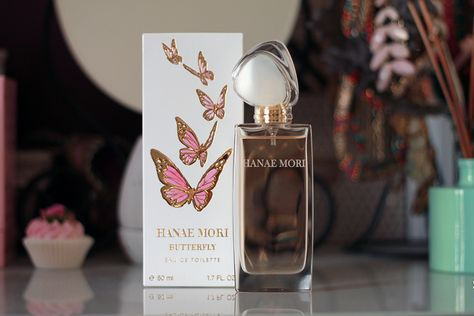 Parfum Butterfly Hanae Mori blog | Dream Life | Pinterest ...