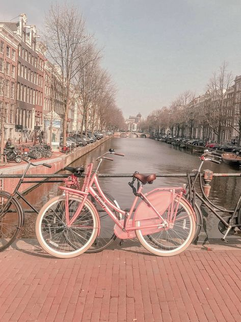amsterdam aesthetic \ amsterdam _ amsterdam photography _ amsterdam travel _ amsterdam aesthetic _ amsterdam things to do in _ amsterdam netherlands _ amsterdam fashion _ amsterdam outfit winter Bedroom Wall Collage, Photo Wall Collage, Picture Wall, Pic Collage Photos, Wall Art, Aesthetic Pastel Wallpaper, Aesthetic Backgrounds, Aesthetic Wallpapers, Pastel Pink Wallpaper