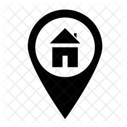 Download Navigate Find Pin Location Search Gps Home Icon From Tools Construction Equipment In Svg Png Eps Ai Ico Icn Home Icon Location Icon Icon