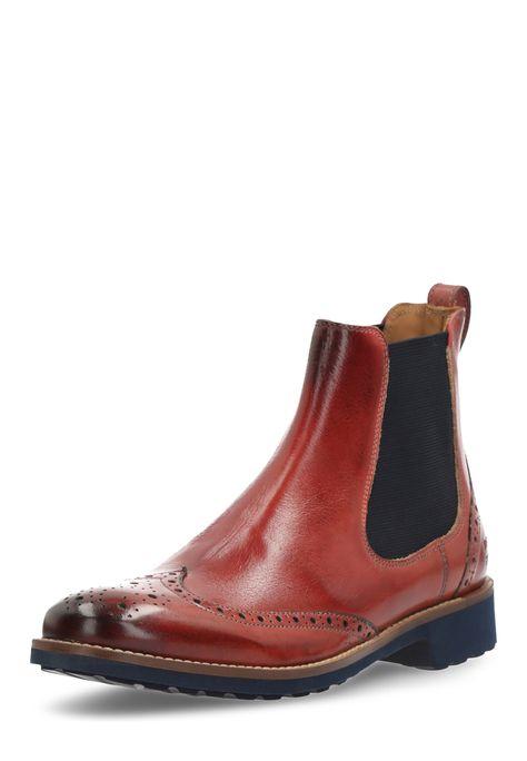 Melvin Hamilton Chelsea Boots Amelie 5 Leder Orange Braun Bunt Jetzt Bestellen Unter Https Mode Ladendirekt De Damen Schuhe Bo Stiefel Schuhe Damen Mode