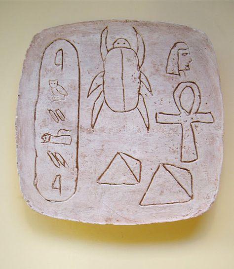 Egyptian tablets