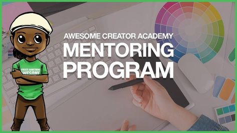 Awesome Creator Academy is an online learning platform and mentoring program for Online Entrepreneurs.
