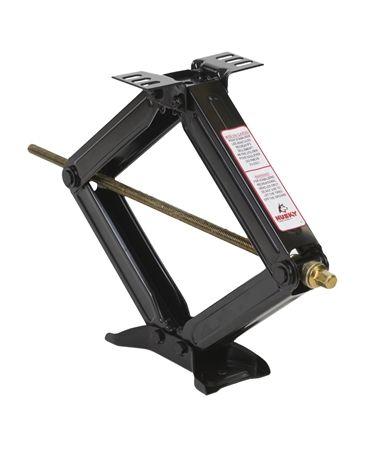 Husky Towing 88121 Stabilizing Scissor Jack 24 5 000 Lbs