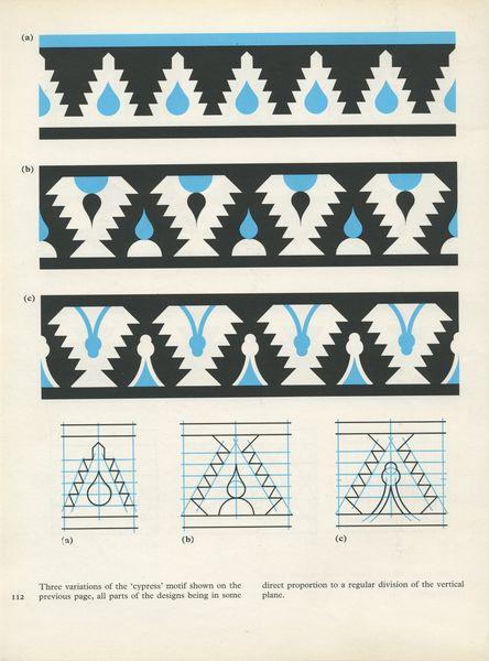 Pia 112 Pattern In Islamic Art David Wade Pattern In Islamic