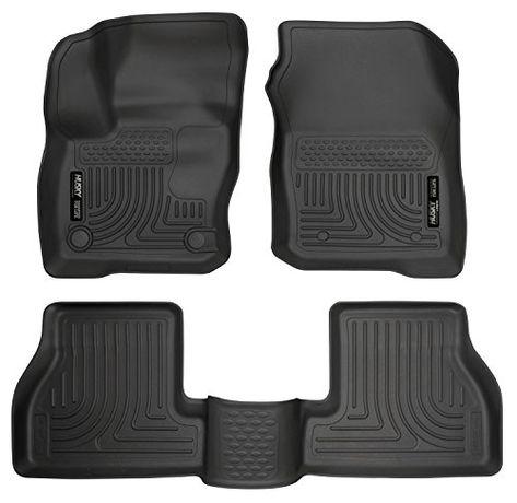 Maxliner 16-18 Fits Hyundai Tucson Maxtray Floor Mat Cargo Liner 2 Row Set Black