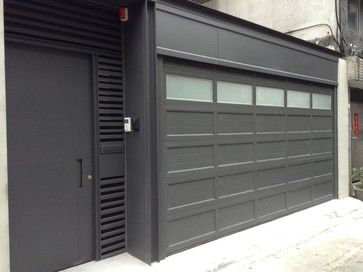 7 best GARAGE DOORS images on Pinterest Contemporary garage doors
