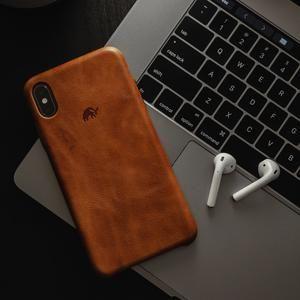 Cover iPhone in pelle SE e 5s (Originale Apple) - likesx.com