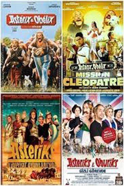 Asteriks Ve Oburiks 1 2 3 4 Boxset Indir Turkce Dublaj 1080p Film Insan Anilar
