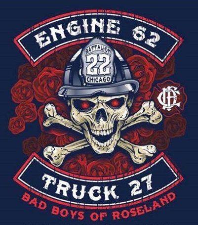 Chicago Fire Dept Engine 62 Truck 27 Chicago Fire Department