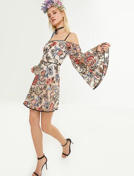 Zeynep Tosun For Koton Elbise Disenos De Unas