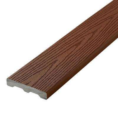 Good Life 1 In X 5 1 4 In X 20 Ft Cabin Square Edge Capped Composite Decking Board 56 Pack Composite Decking Boards Composite Decking Deck Boards