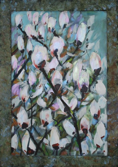 acryl 120x80 by wim visscher    http://wim-visscher.tumblr.com www.wimvisscher.nl