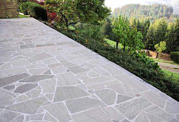Bekannt Bildergebnis für terrassen boden stein | Garten | Naturstein MI19