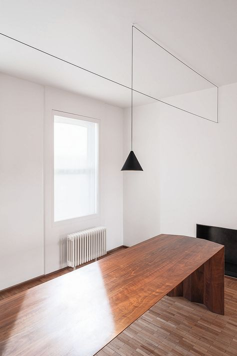 Minimal and contemporary design of the String Light