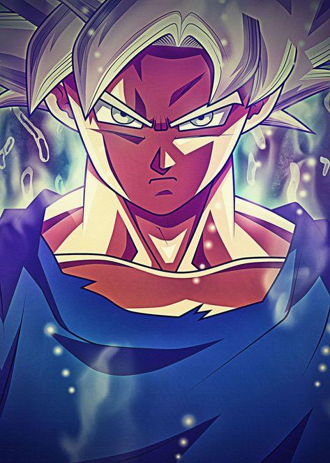 'Dragon Ball Super' Poster by Erich KochI | Displate