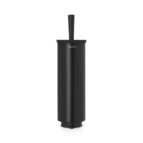 Pot à Balai Wc à Fixer Brabantia Noir Brosse Toilette
