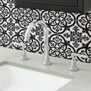 Kitchen Backsplash Wallpaper Home Depot