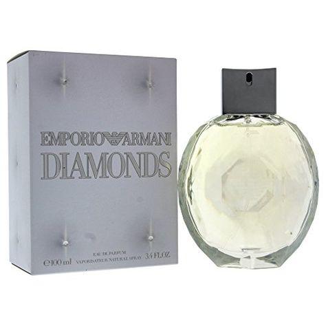 4c696da80640 Emporio Armani Diamonds Eau de Parfum spray for Women 100 ml - Price  (as  of Jan 01