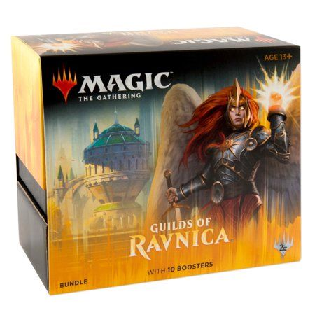 Magic The Gathering Guilds Of Ravnica Bundle Trading Cards Walmart Com In 2020 Magic The Gathering The Gathering Magic Card Game