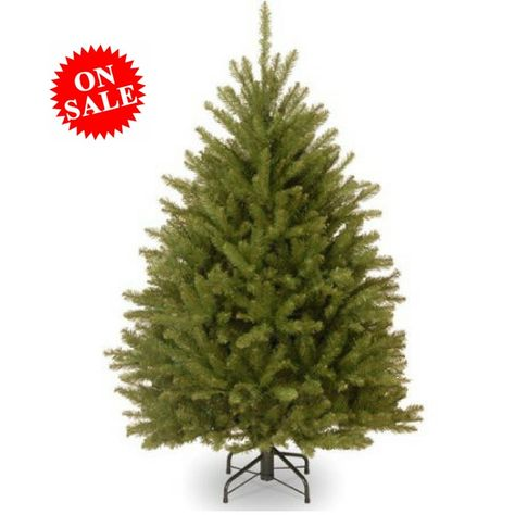Pop Up Christmas Tree With Metal Stand 41 2 Artificial National
