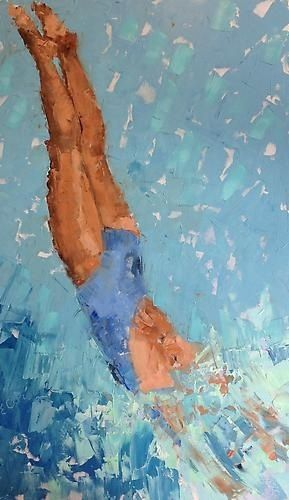 #Splash #art #paintings