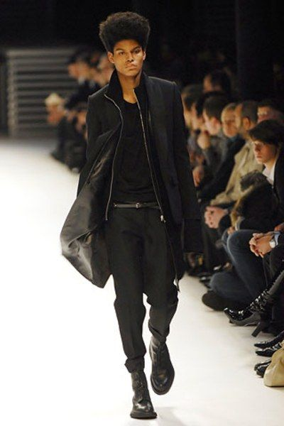 Dior Homme Fall 2007 Menswear Collection - Vogue