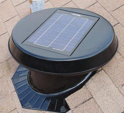 Solar Energy On Earth Solar Roof Vents Solar Powered Attic Fan Solar Energy