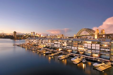 Walsh Bay Pier 6 7 Situated On The In This Three Bedroom Apartment Is Part Of Mirvac S Exclusive Development And Layout
