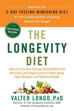 valter longo diet plan