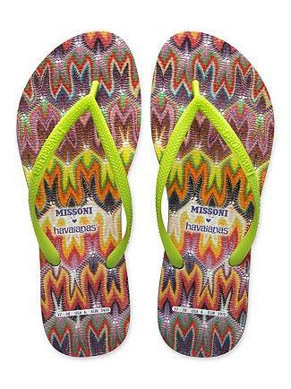 38f85b89af16c havaianas Flip Flops - Slim Missoni
