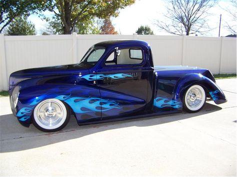 custom trucks | Custom Trucks 1935 Ford Pickup Street Rod