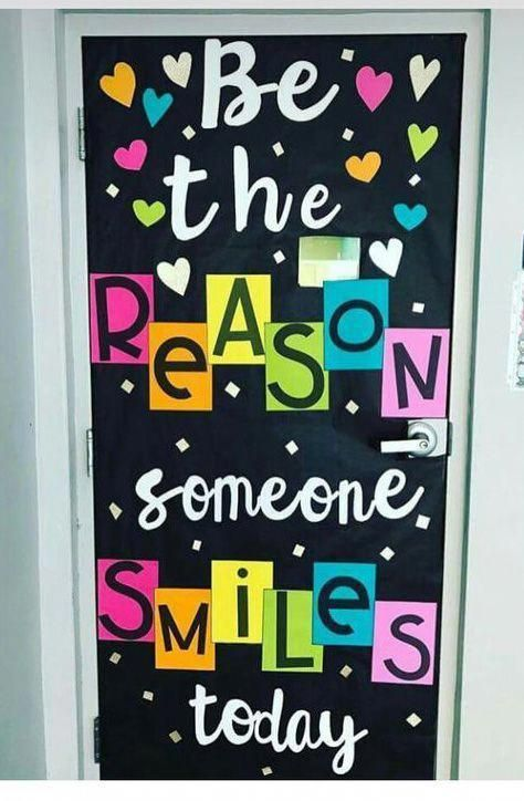 Every Season Brings With It New Door Decorating Ideas For Teachers