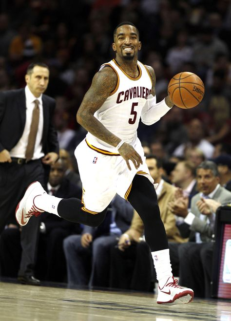 JR Smith we needed his