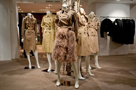 THE SINGULAR ONE - one-of-a-kind Burberry trench. 212 872 2830