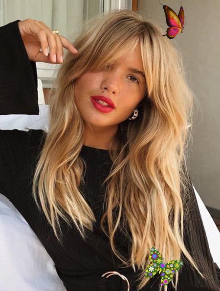 Curtain Bangs Long Hair 2018 Liptutor Org Curtain Bangs Hairstyles Ideas For Spring 2018 Want T In 2020 Side Fringe Hairstyles Long Hair With Bangs Fringe Hairstyles